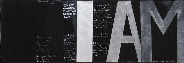 Victory Over Death 2, Colin McCahon, 1978