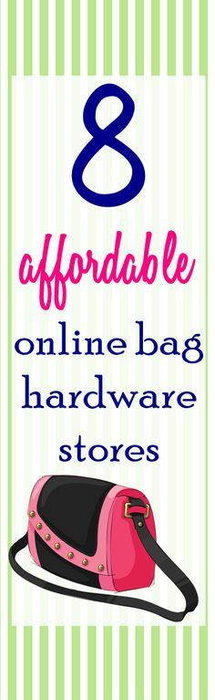 8 BEST and AFFORDABLE Online Bag Making Supplies Stores Christy Cole