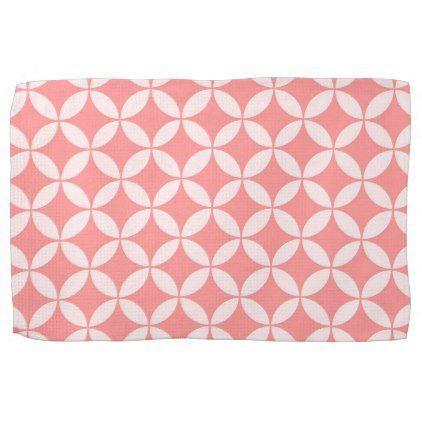 Abstract pattern - pink. hand towel - Xmas ChristmasEve Christmas Eve Christmas merry xmas family kids gifts holidays Santa