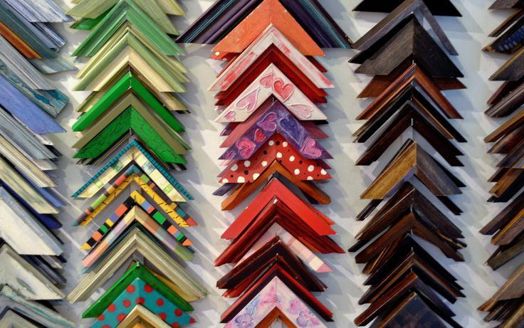 Varillas Madera Patinas y Lustres  #Arte #Cuadros #Marcos #Lustres