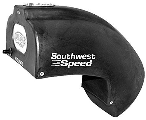 New Fuel Safe Sprint Car Tail Tank 25 Gallon Outlaw Fuel