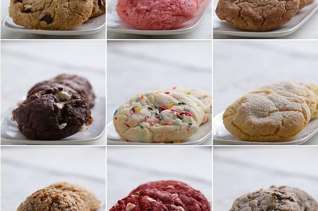 Você vai amar estas 9 receitas de cookies