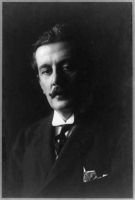 Giacomo Puccini: My favorite operas: La Boheme, the sound of heaven...