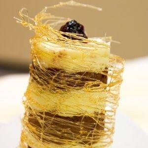 Se deseja incluir doces finos no cardápio do casamento, invista em musses mais elaboradas. Com uma apresentação mais sofisticada, a tradicional sobremesa g...