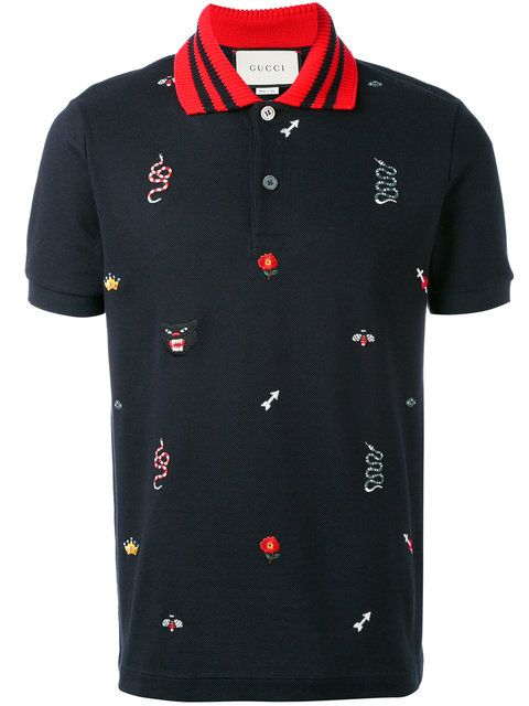 af038a002 GUCCI . #gucci #cloth #shirt | Gucci Men | Gucci polo shirt, Gucci ...