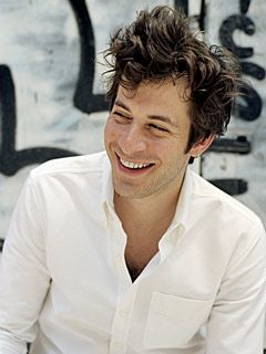 Mark Ronson....I wish I could pull of that hair!