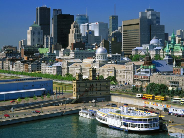 Old Montreal in Canada is a diverse and tolerant-to-all world city, Montreal is safe, cultural, cosmopolitan and proud of its French legacy, especially its language.