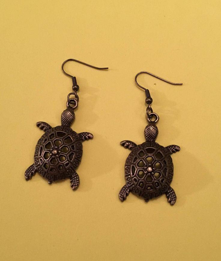 Un preferito personale dal mio negozio Etsy https://www.etsy.com/it/listing/510640720/orecchini-tartaruga