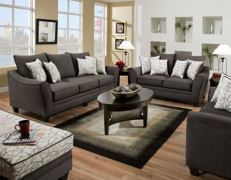 Jeremy Loveseat from Huffman Koos Furniture