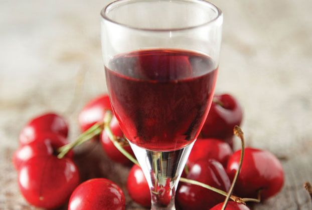 Amateur Cook Professional Eater - Greek recipes cooked again and again: Home made cherry liqueur -,I would use honey rather than sugar, or maybe organic cane..... and I would also add the pits.