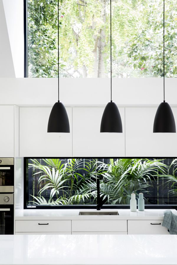 9 best キッチン images on Pinterest | Kitchen modern, Black kitchens ...