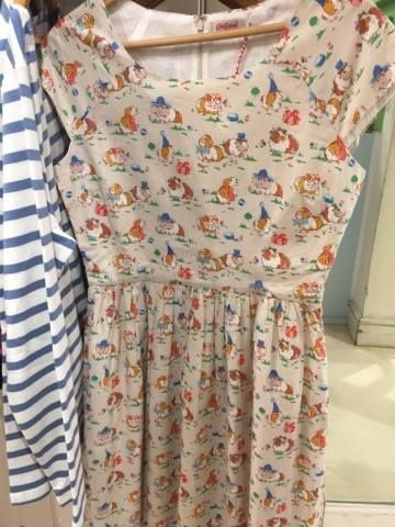 Love guinea pigs and LOVE this Cath Kidston print!
