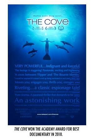 """The documentary """"The Cove"""""""