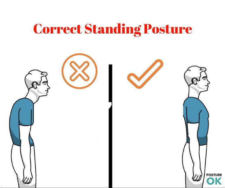 """Learn <a href=""""http://postureok.com/"""">Good body posture</a> by downloading our free e-book! You will know how your posture can affect your health & reduce your life expectancy."""