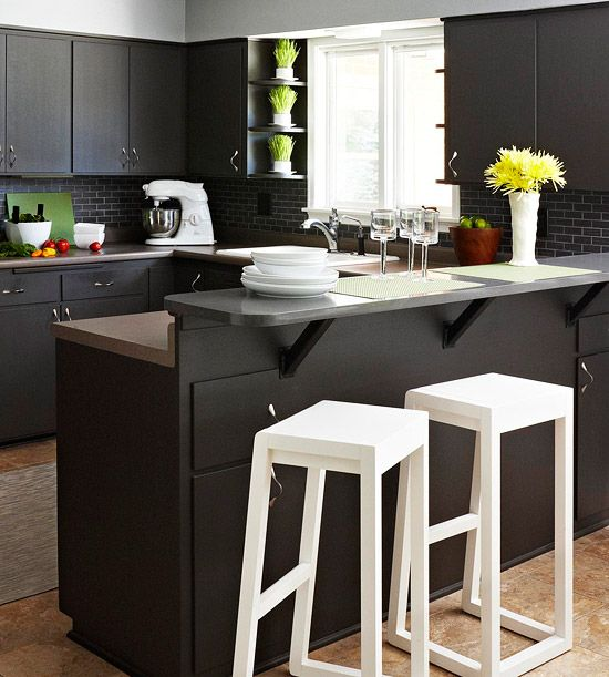 Find The Perfect Kitchen Color Scheme: 128 Best Images About Our Favorite Desks On Pinterest