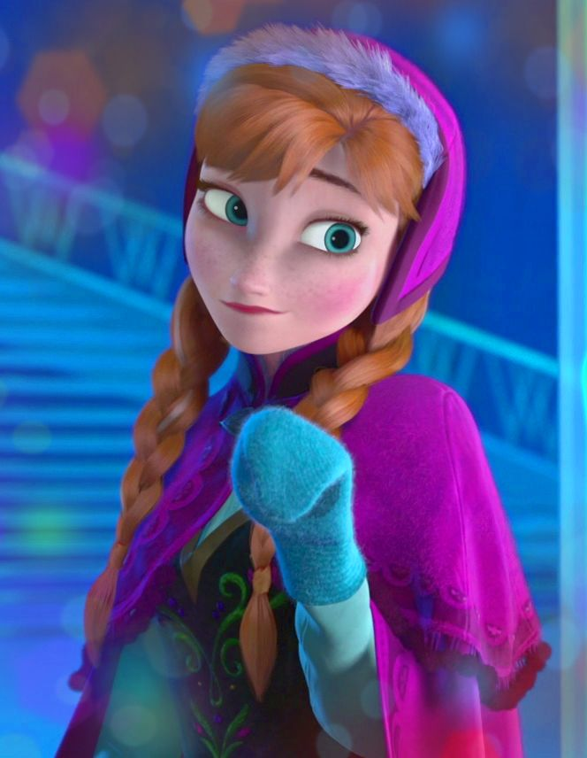 You should probably wait here last time i introduced her to a guy she froze everything anna - Frozen anna disney ...