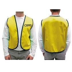 Twill Supermarket Vest (Printed) - PR252 - Swag Brokers