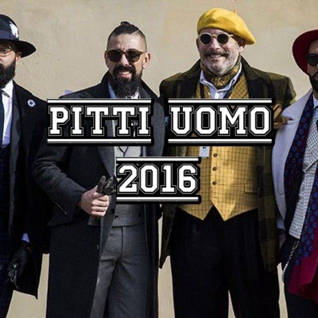 Вы можете не следить за мужской модой и не читать мужские журналы, но такое событие как Pitti Uomo 2016 что сейчас проходит во Флоренции, пропустить не можете.