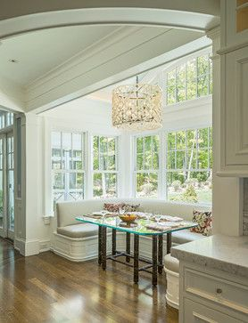 Classic Elegance -Traditional - Dining Room - Boston - Jan Gleysteen Architects, Inc