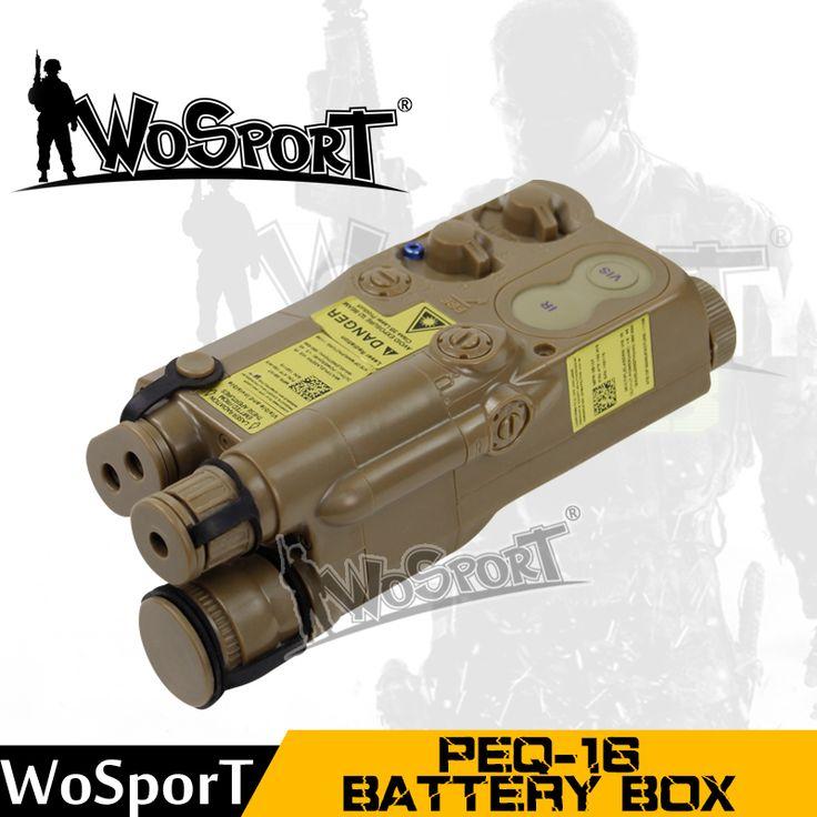 Cheap Wosport táctico peq 16 caja caja de la batería uso paintball airsoft caza equipo de equipo táctico, Compro Calidad Accesorios de Paintball directamente de los surtidores de China: Descripción del producto:· 100 nuevo y de alta calidad· perfecto para uso Táctico necesario, al aire li