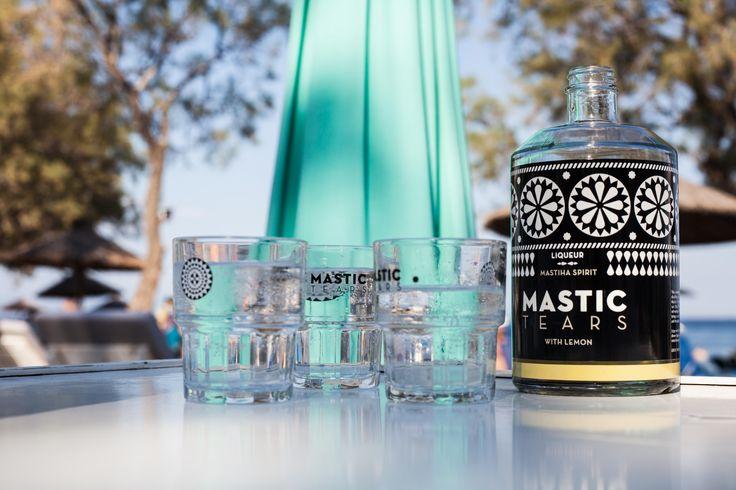 Mastic Tears Lemon