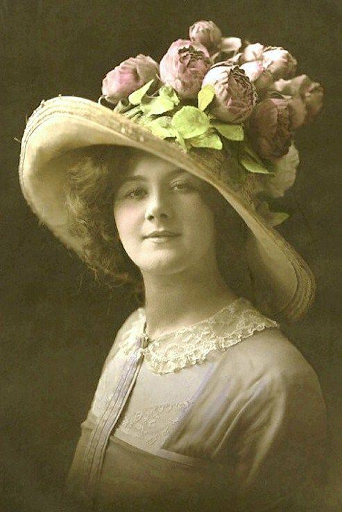 Easter bonnet beauty