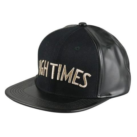 High Times® Snapback Hat - The Hippie House
