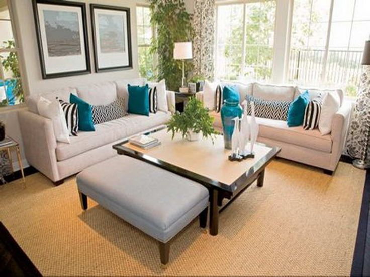 Arranging Furniture For Small Awkward Living Rooms