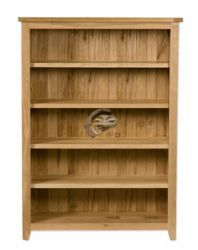 Canberra Medium Bookcase http://solidwoodfurniture.co/product-details-oak-furnitures-3753-canberra-medium-bookcase.html