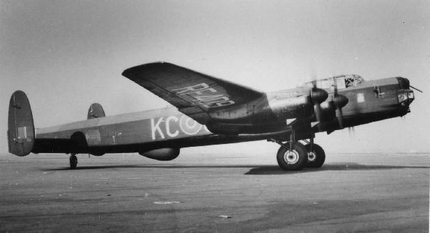 Avro Lincoln B Mk 2