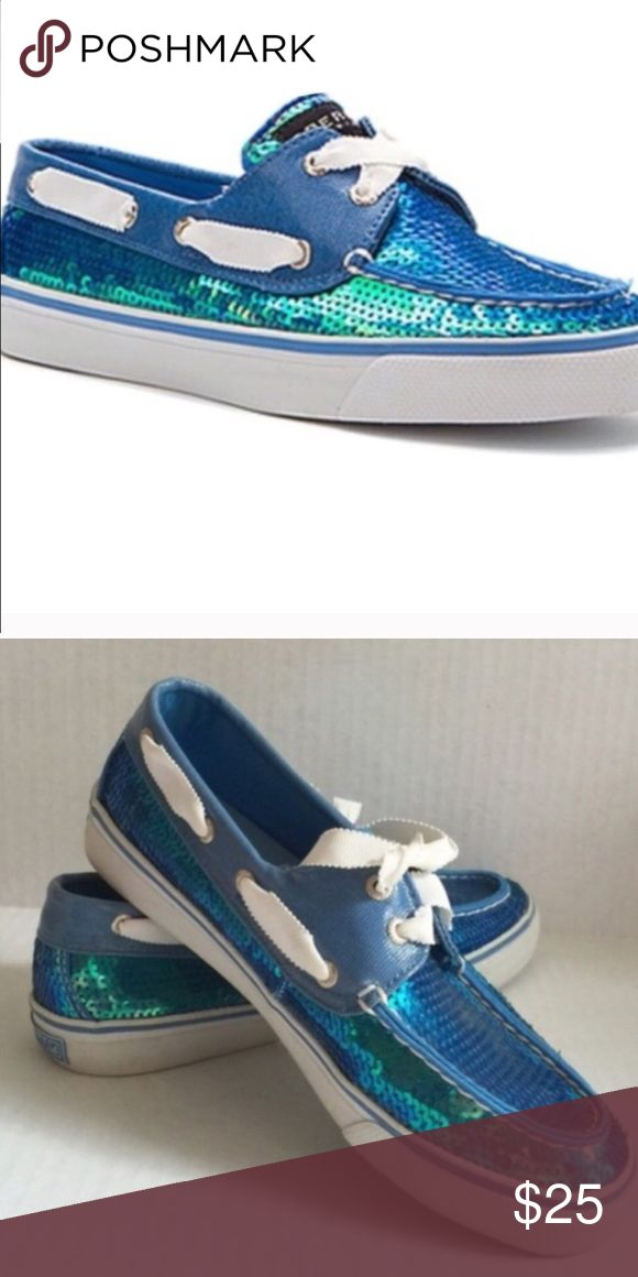 🌺CLEARANCE🌺 Excellent condition sperry top sider Bahama 6.5. Sorry no box Sperry Top-Sider Shoes