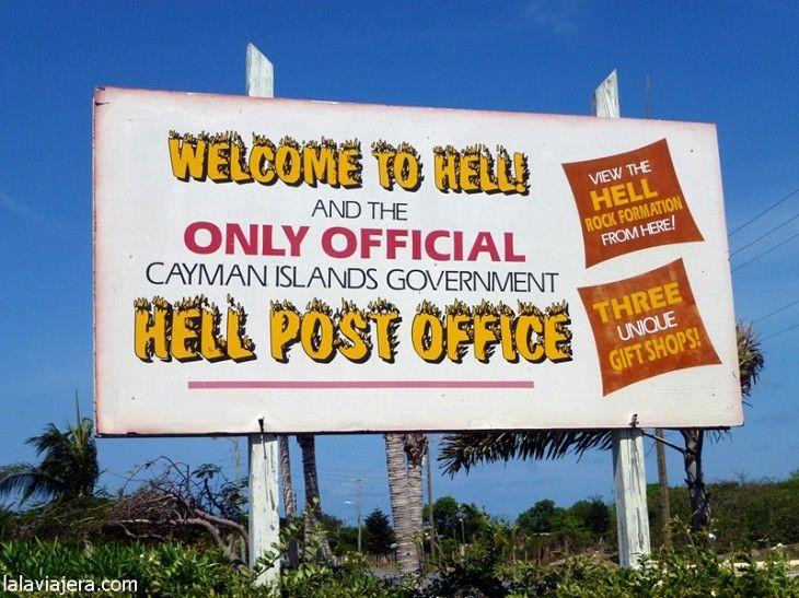 Hell, Gran Caimán