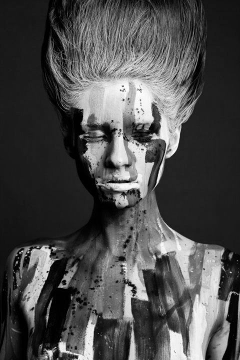 Avant Garde Fashion | fashion model photography portrait avant garde avant garde cool