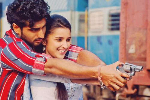 parineeti and arjun kapoor, i fell in love with this couple , by the film ishaqsaade. pari is such a bold girl in this movie.one of my fav actress