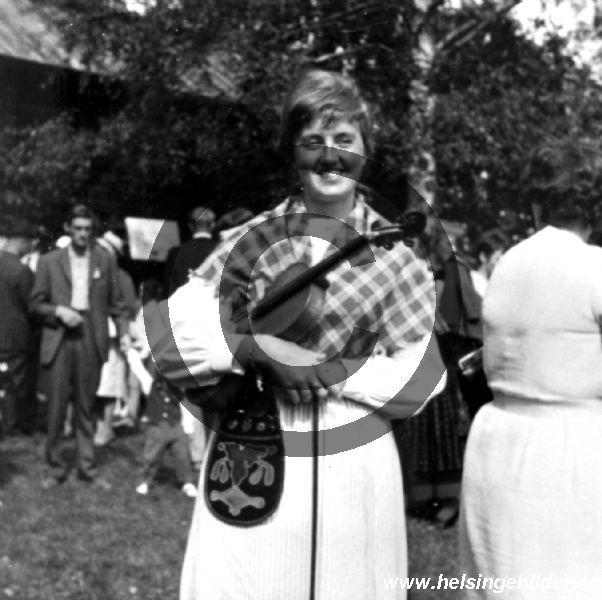 Gun Pettersson, Vallsta