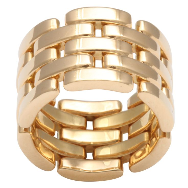 CARTIER, Maillon Panthere Ring