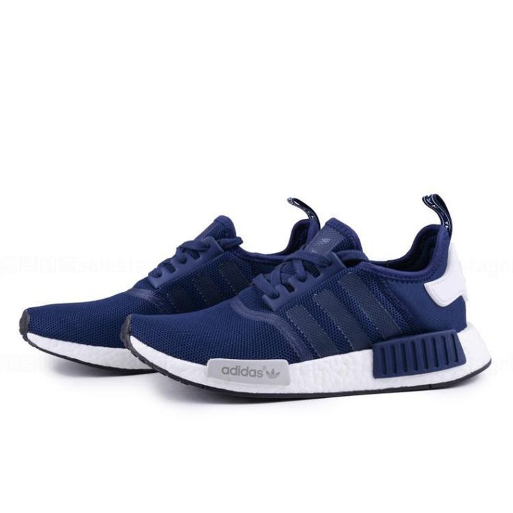 Adidas originals NMD R1 Men- running trainers sneakers blue(in stock) |  shoes | Pinterest | Running trainers, Nmd r1 and Nmd