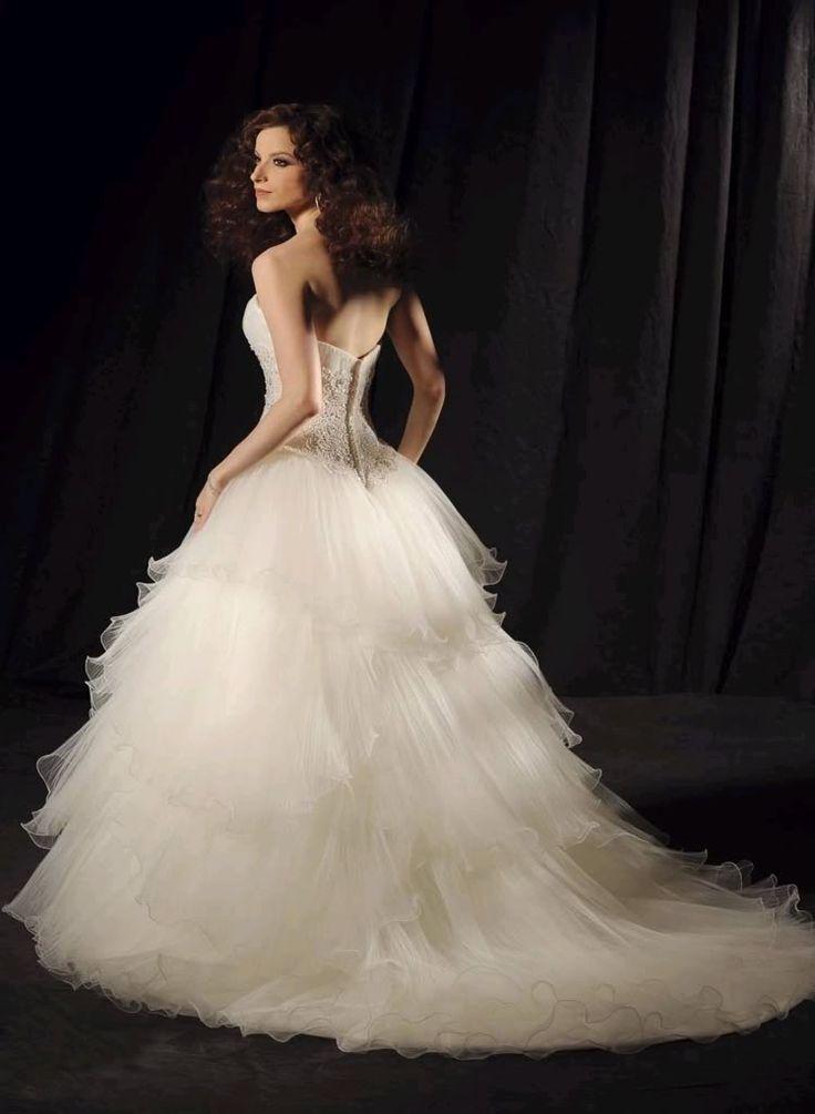 170 best wedding bridesmaid formal dresses images on for Wedding dresses for big hips