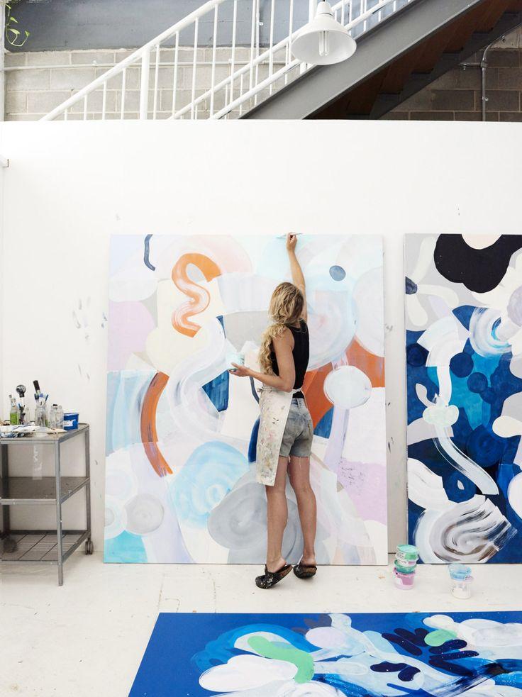 Melbourne Mornings · Kirra Jamison — The Design Files   Australia's most popular design blog.