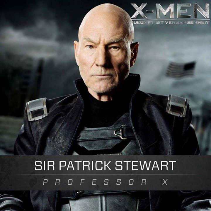 Professor X X Men Zukunft Ist Vergangenheit X Men Days Of Future Past In 2020 Days Of Future Past
