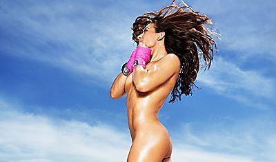 UFC fighter Miesha Tate in the buff in the 2013 Body Issue - ESPN The Magazine