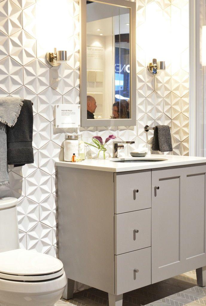 Kitchen bath trends 2016 centsational girl tile idea for 2016 bathroom tile trends