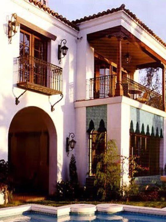 spanish colonial - Colonial Design Homes