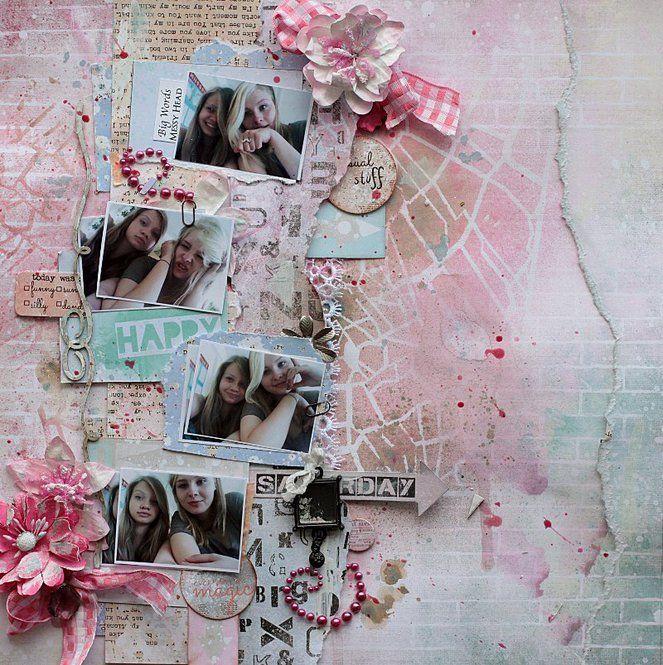Elena Olinevich's Gallery: Messy Head **7Dots Studio**