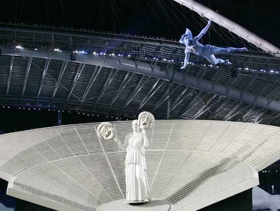Athens2004 Opening Ceremony of the Olympic Games