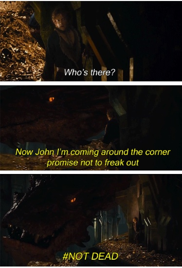 I <3 whoever did this! Ha! This is how Sherlock will finally reveal he's still alive to John.