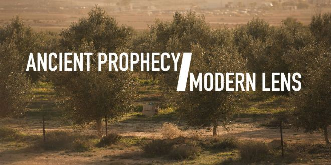 Doug Herschey documents rebirth of Israel and fulfillment of Ezekiel's prophecies about the land