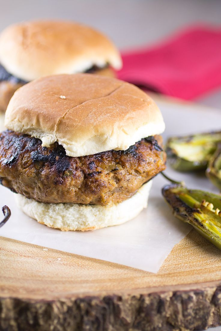 how to add flavor to turkey burgers