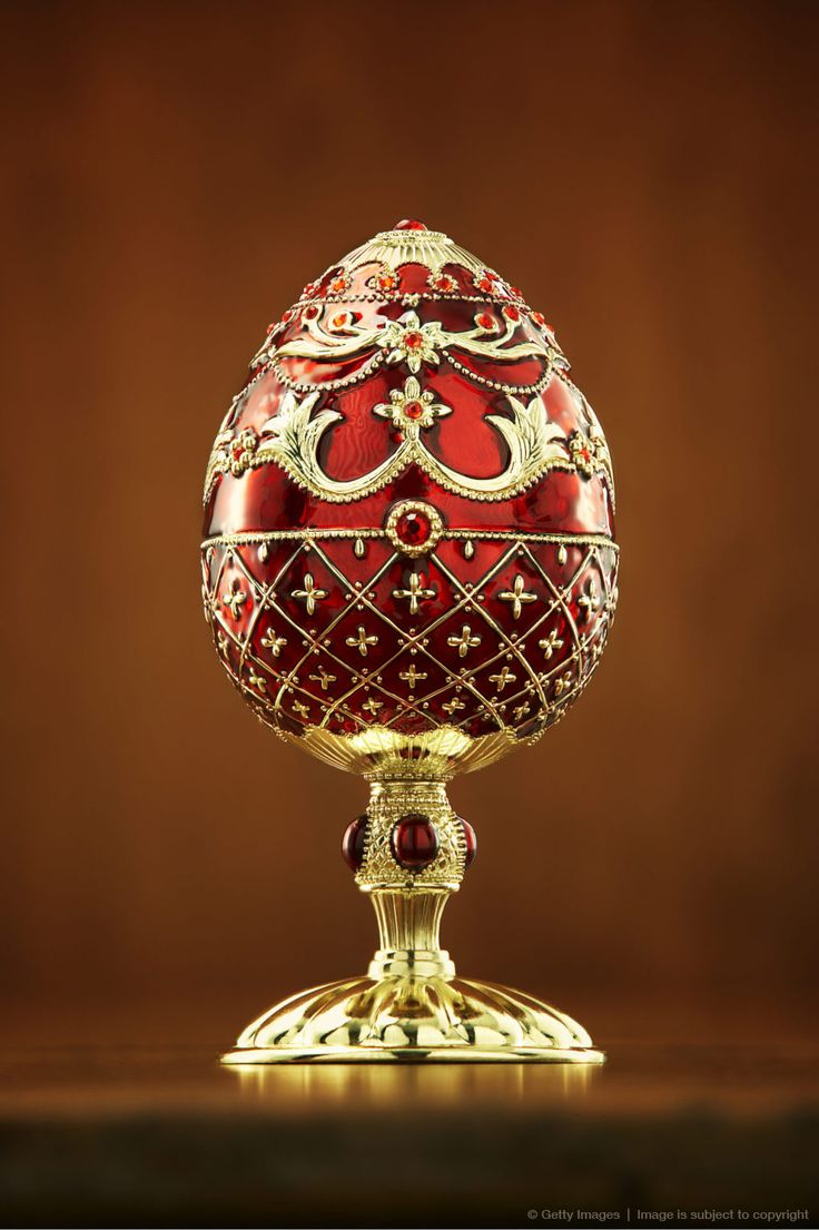 replica--FABERGÉ eggs__Kremlin Museum Collection of Fabergé  Eggs