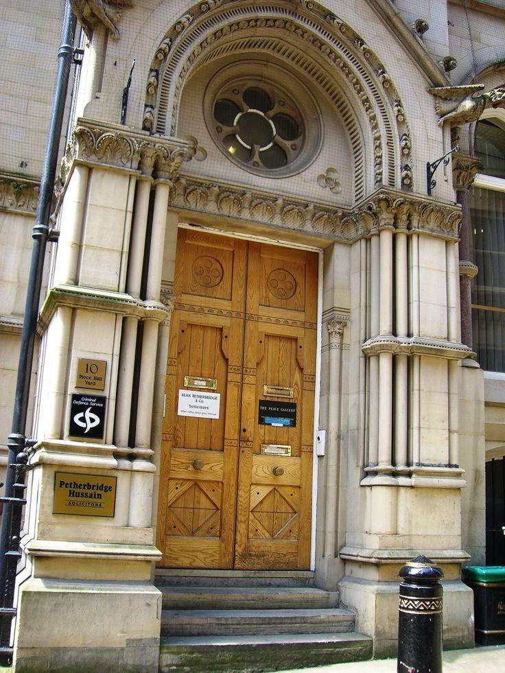 Entrance to The Peace Museum open THURSDAYS